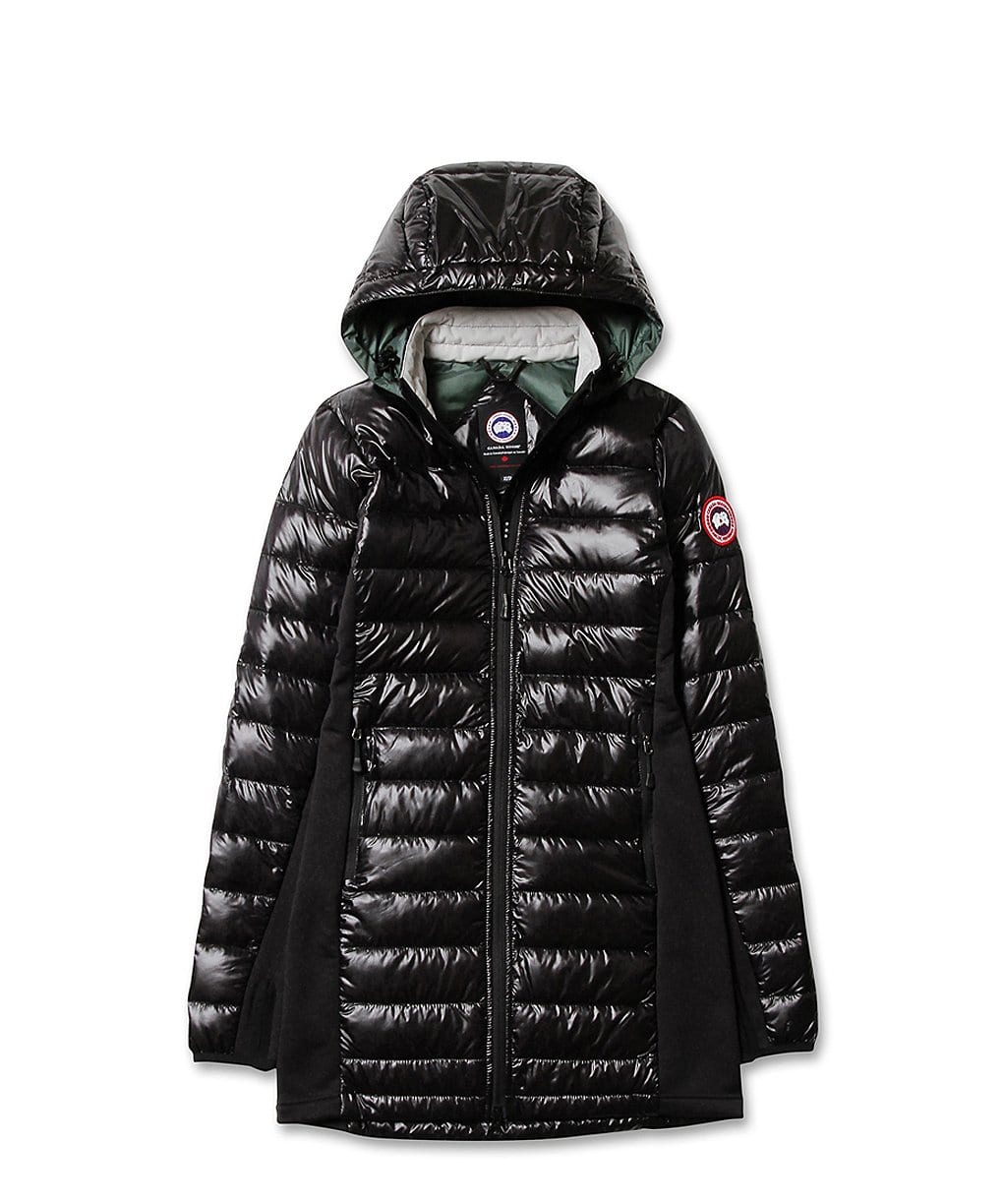 HYBRIDGE LITE LONG COAT