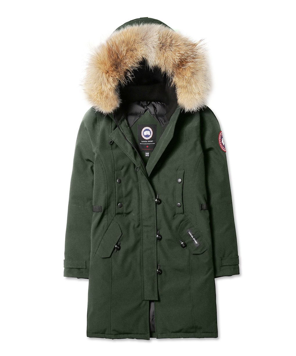 KENSINGTON PARKA FUSION FIT