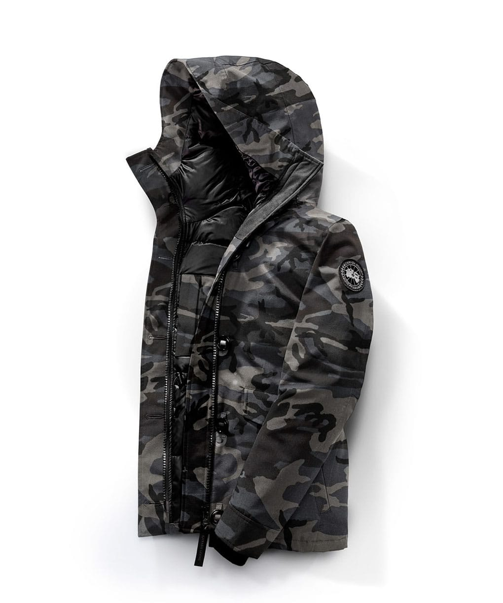 RIDEAU PARKA BLACK LABEL