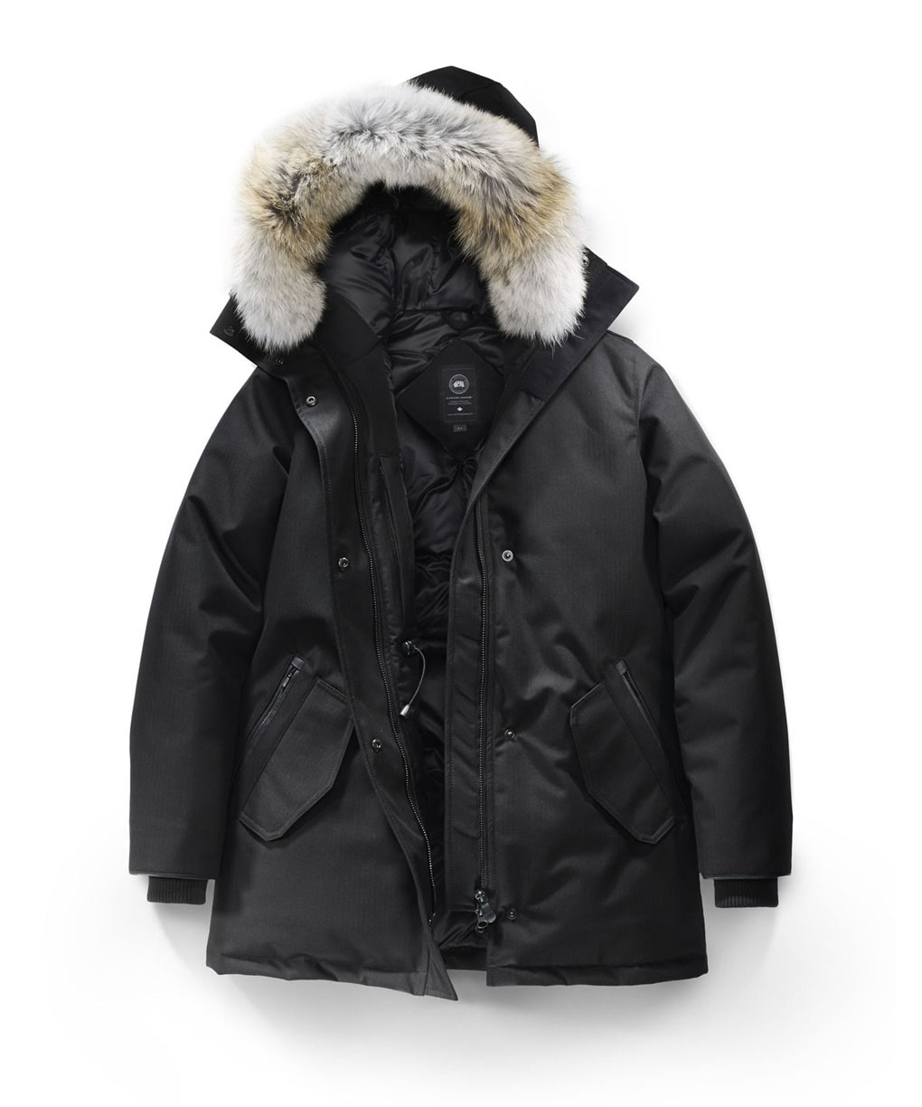 CANNINGTON PARKA BLACK LABEL