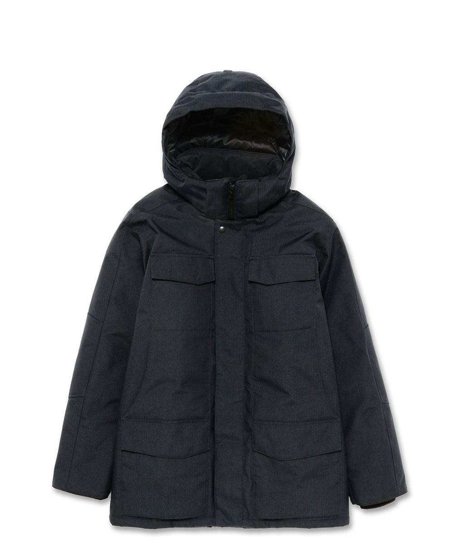 WINDERMERE COAT BLACK LABEL