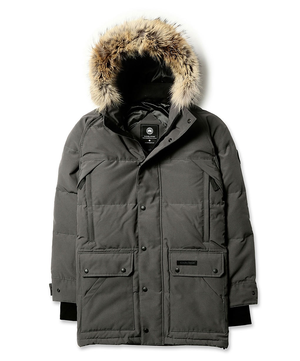 EMORY PARKA BLACK LABEL