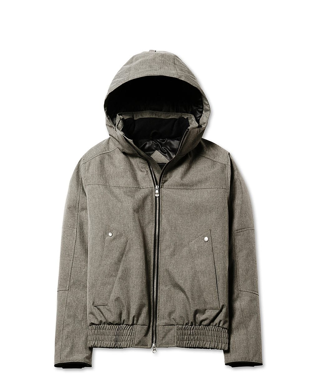 ROSSLAND BOMBER BLACK LABEL