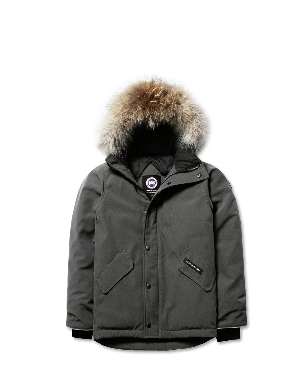 BOYS LOGAN PARKA