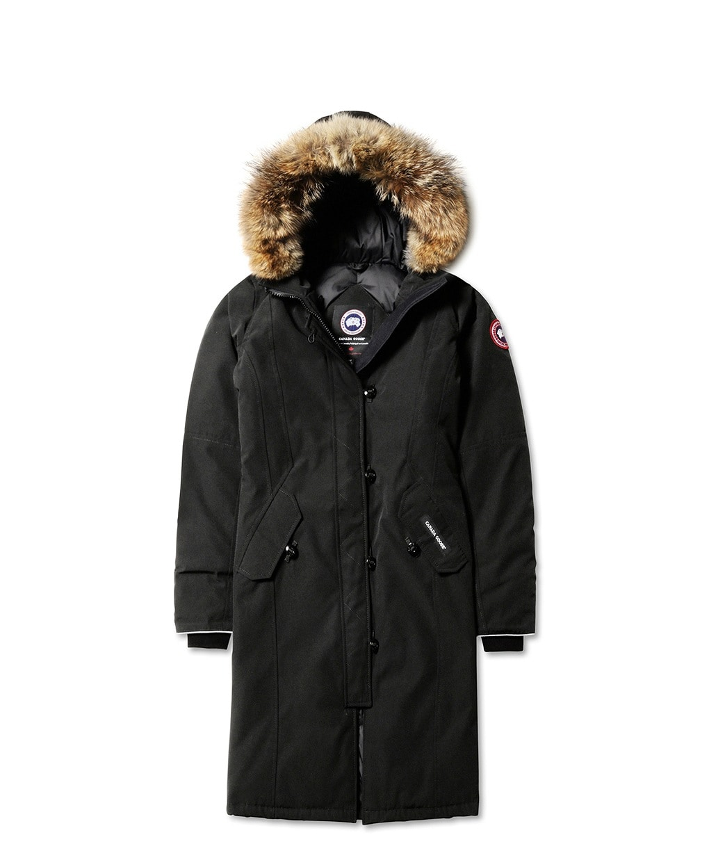 GIRLS BRITTANIA PARKA