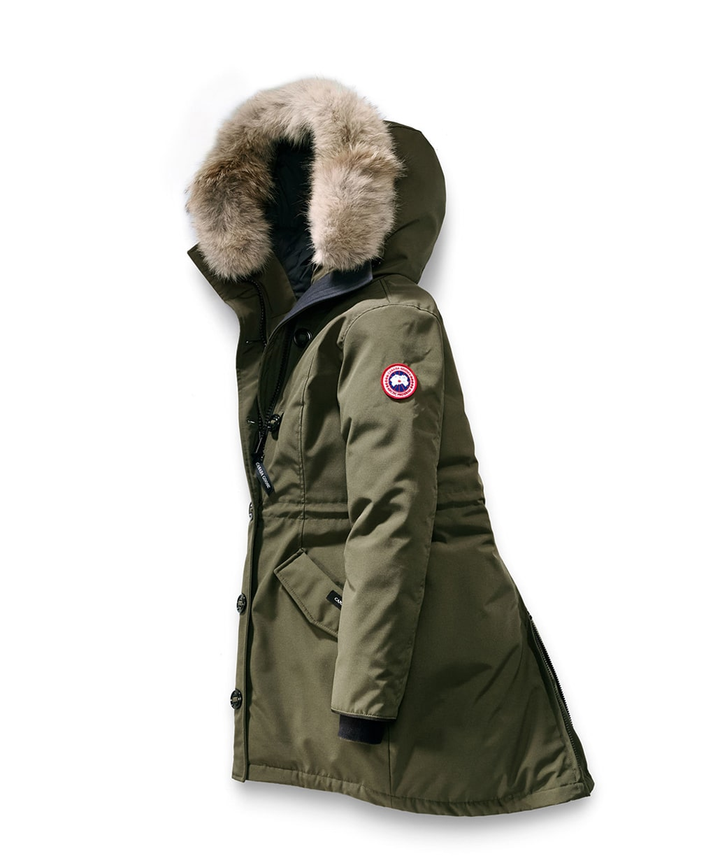 ROSSCLAIR PARKA FUSION FIT