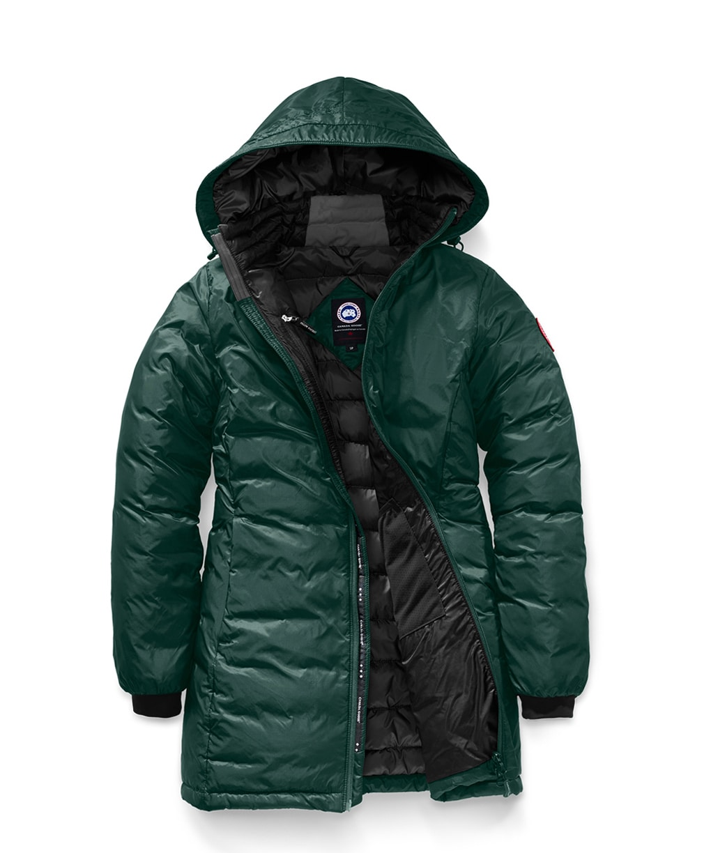 CAMP HOODED JACKET FUSION FIT