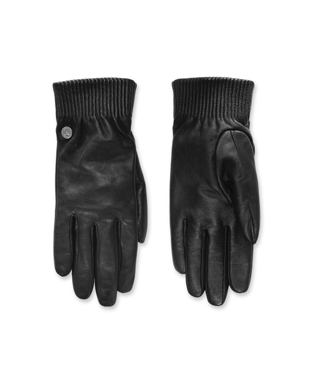 LEATHER RIB GLOVE
