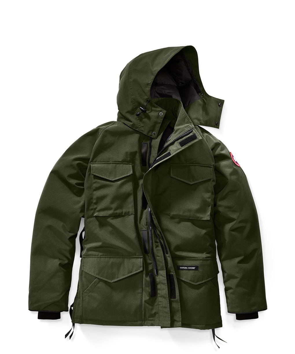 CONSTABLE PARKA FUSION FIT