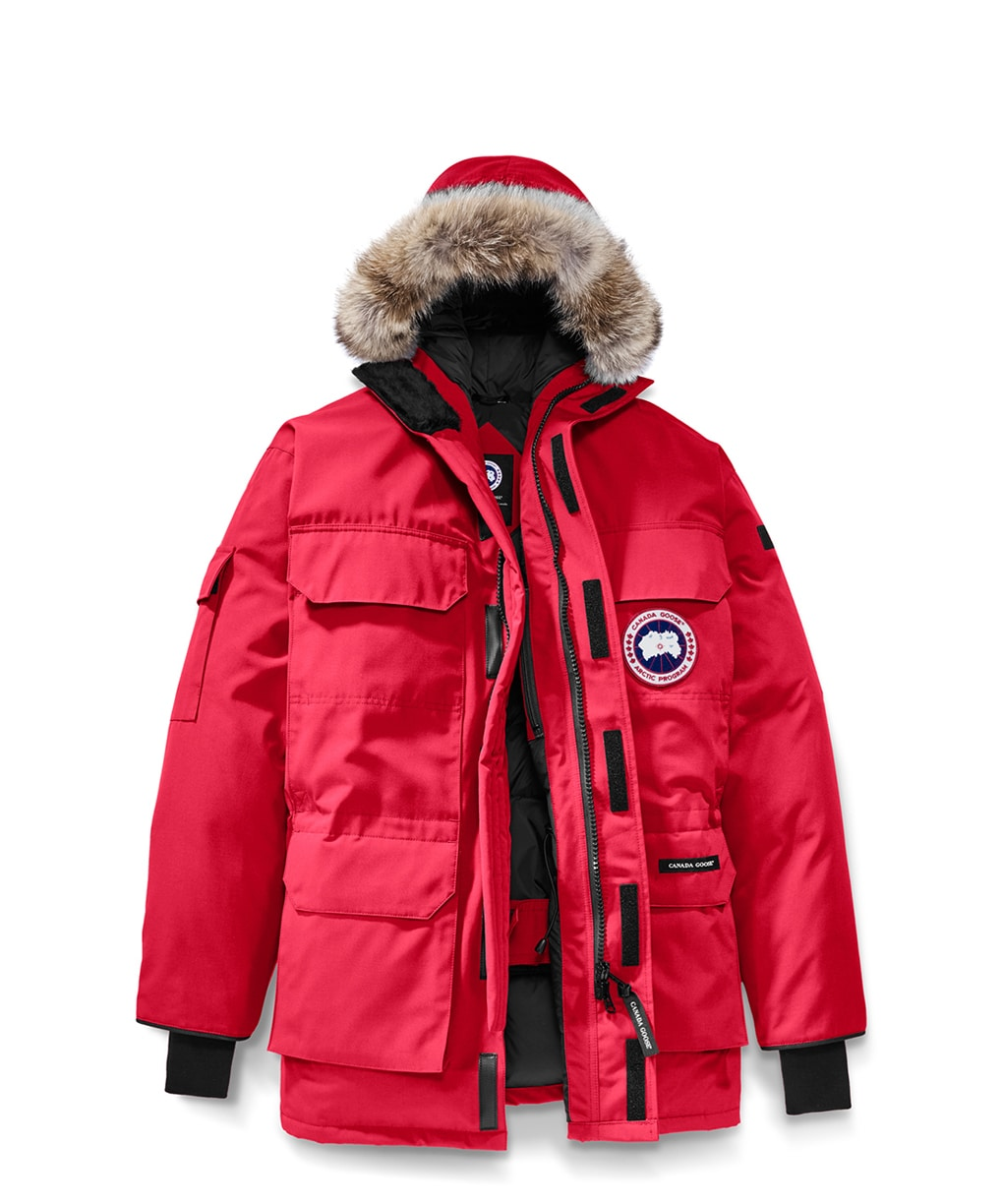 SHOP THE EXPEDITION PARKA (W)