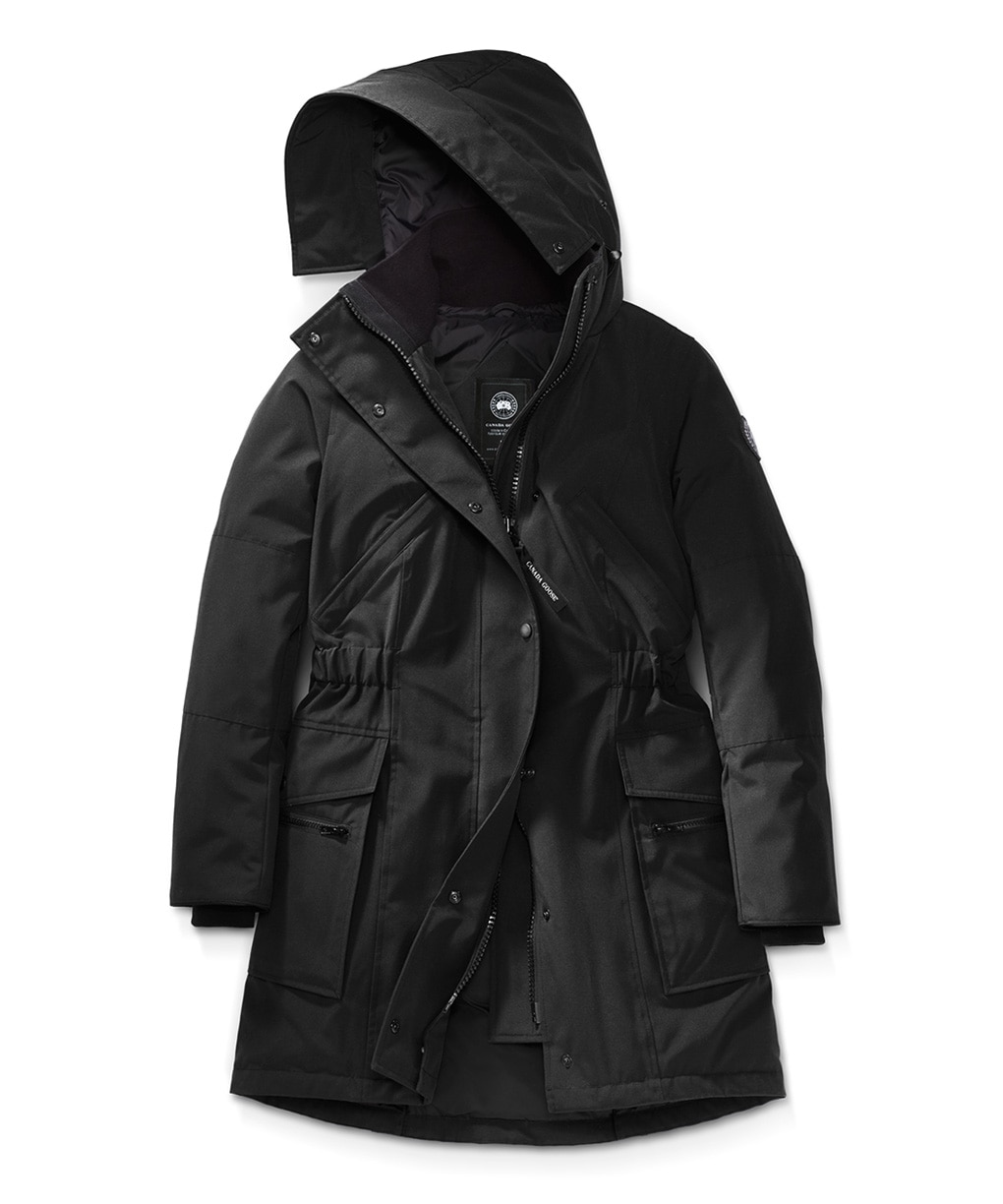 KINLEY PARKA BLACK LABEL