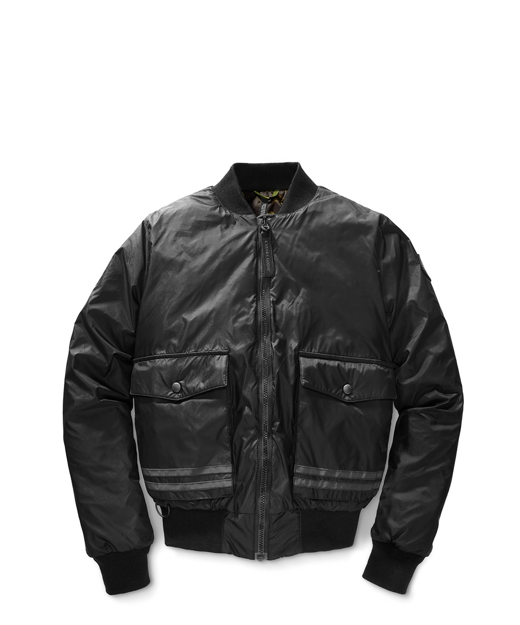 NORTH SHORE BOMBER BLACK LABEL