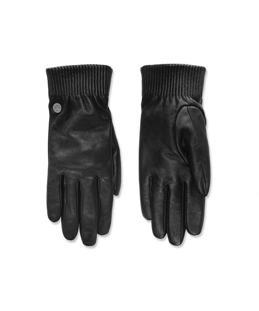 LEATHER RIB LUXE GLOVE