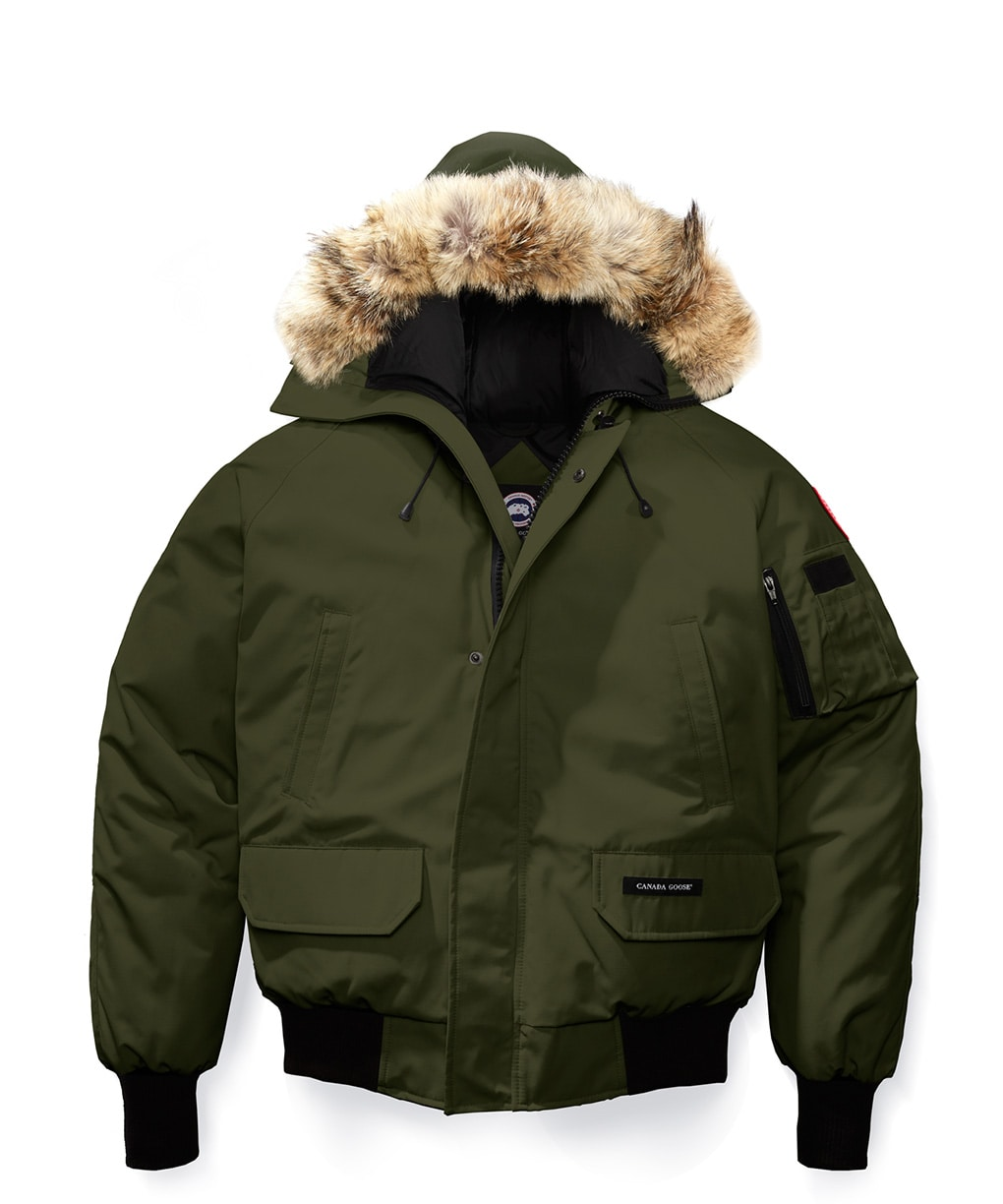 CHILLIWACK BOMBER FUSION FIT