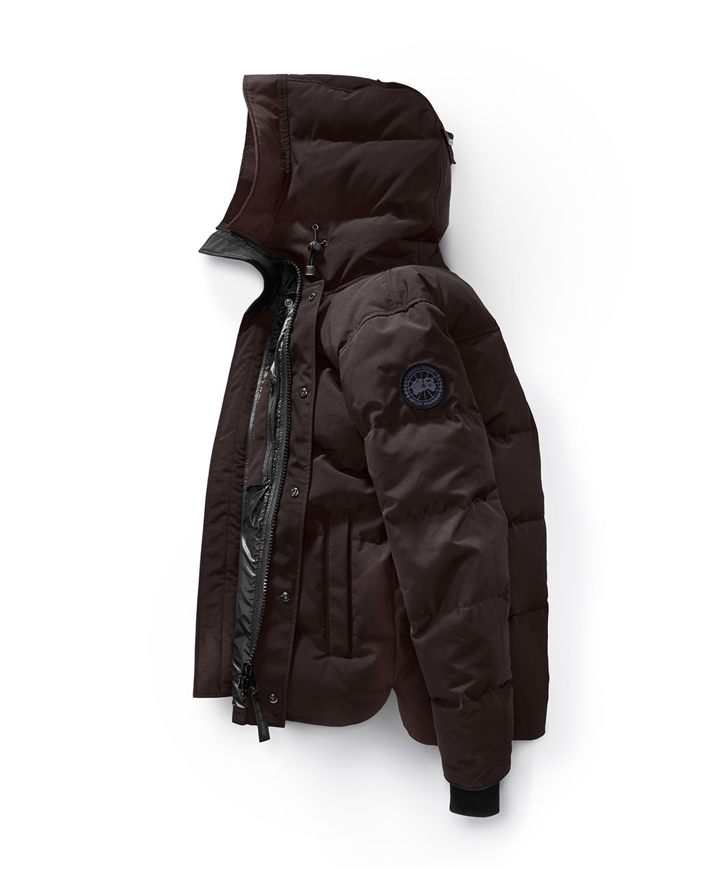 MACMILLIAN PARKA BLACK LABEL