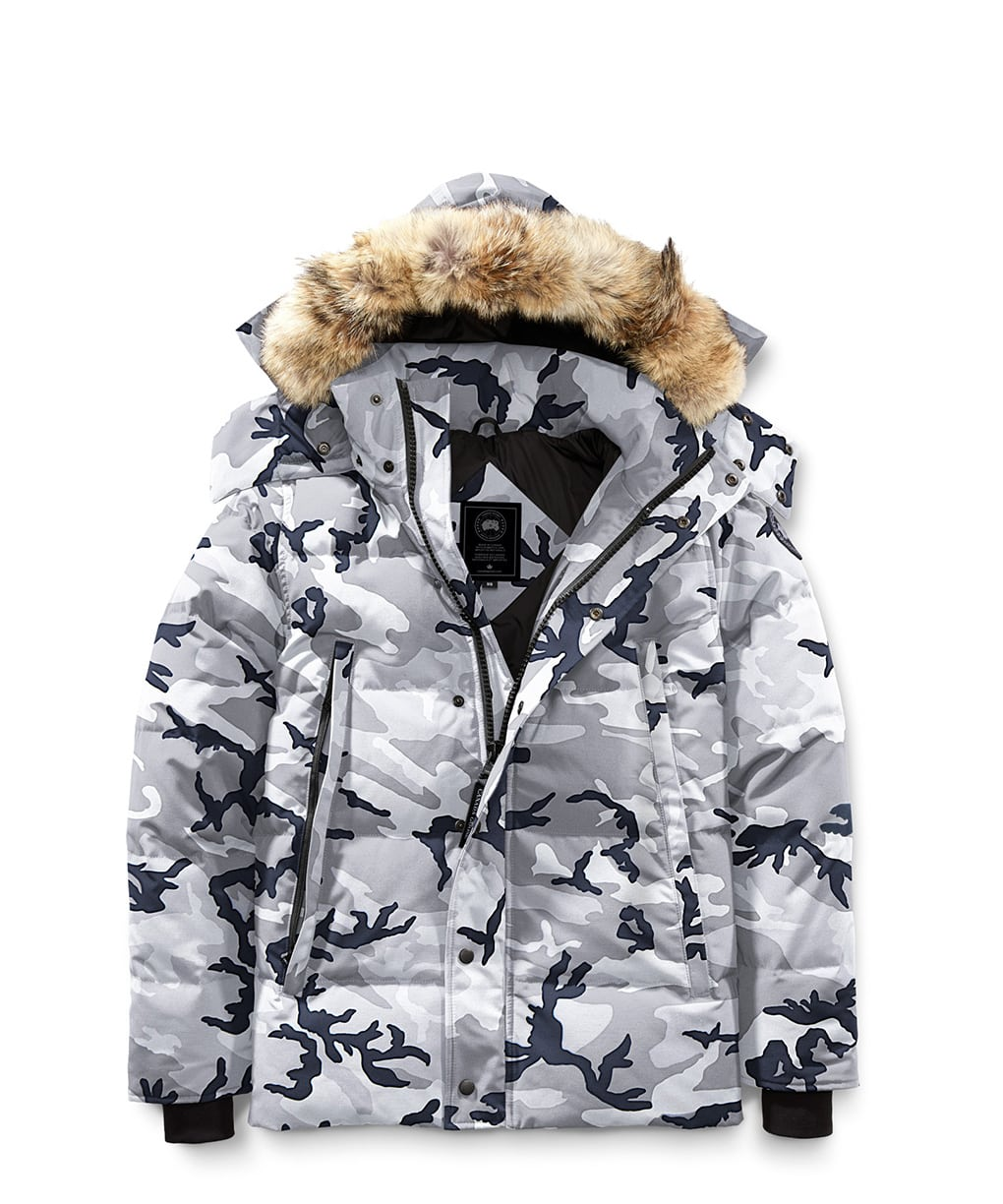 WYNDHAM PARKA BLACK LABEL