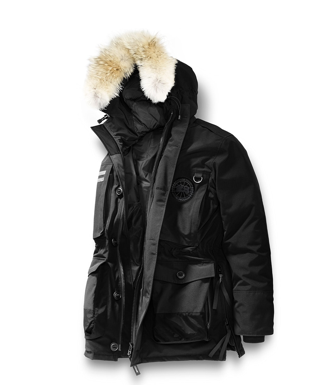 MACCULLOUCH PARKA BLACK LABEL