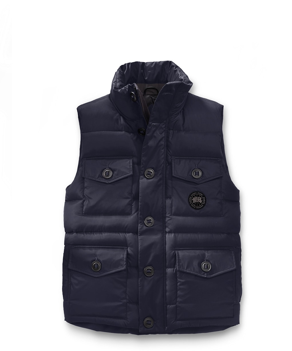 BENEDICT VEST BLACK LABEL