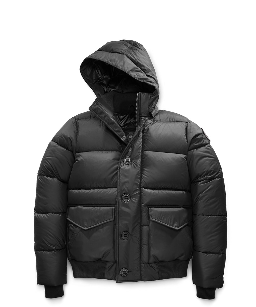 VENTOUX PARKA BLACK LABEL