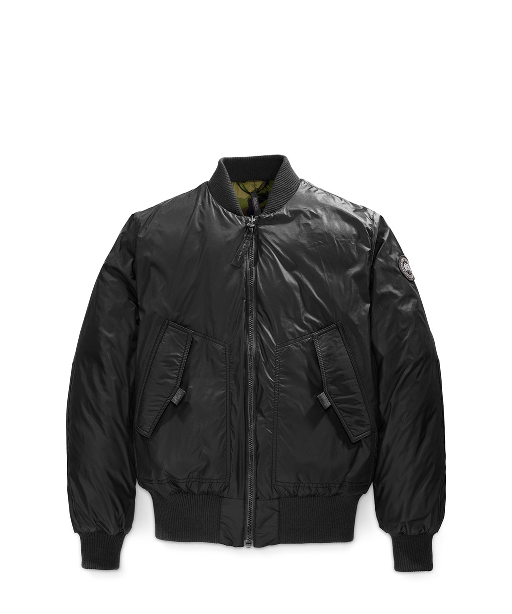 FRASER BOMBER BLACK LABEL