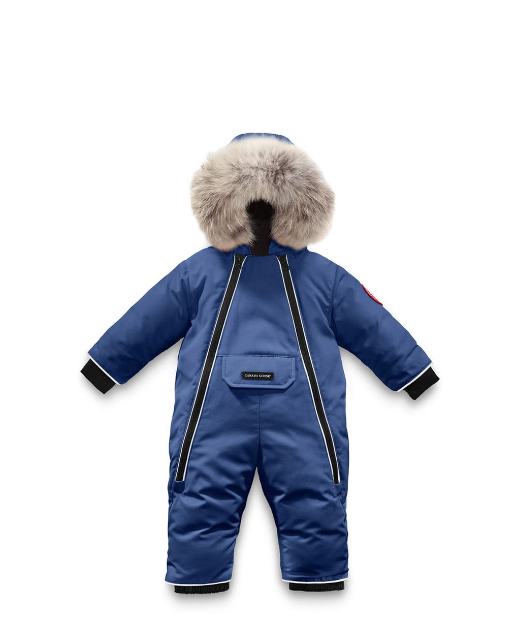 LAMB SNOWSUIT