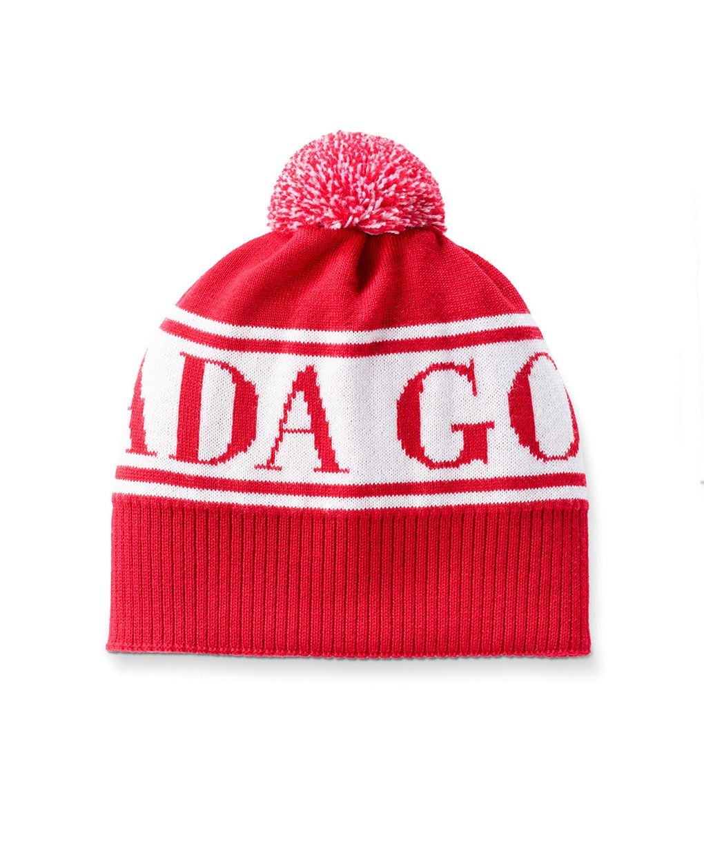 KIDS MERINO LOGO TOQUE